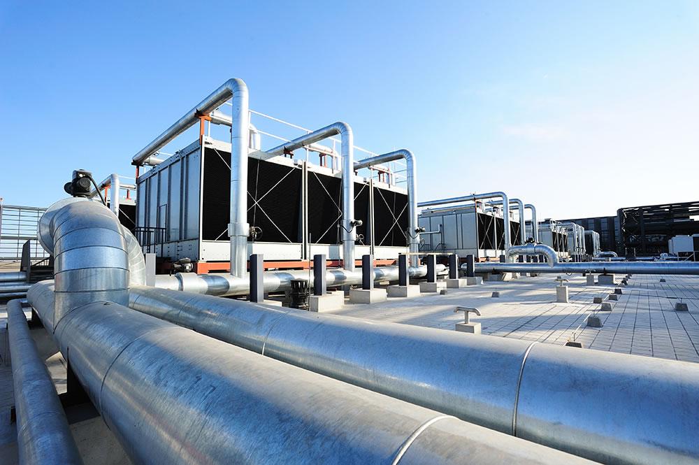 OFS-Produkte bieten spezifische Lösungen zur Entkeimung von biologisch verunreinigten industriellen Wasserkreisläufen.